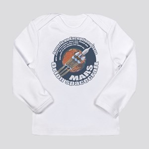 Orion Spacecraft 2 Long Sleeve Infant T-Shirt