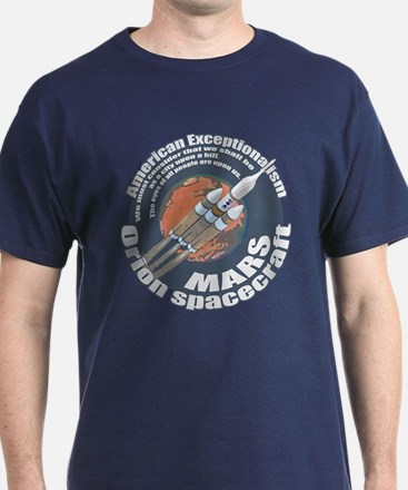 Orion Spacecraft 2 T-Shirt