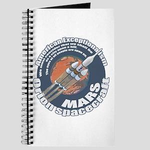 Orion Spacecraft 2 Journal