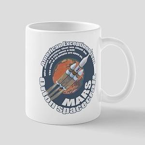 Orion Spacecraft 2 Mug