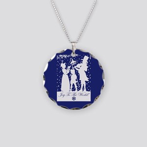 Joy To The World Necklace
