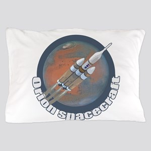 Orion Spacecraft 3 Pillow Case