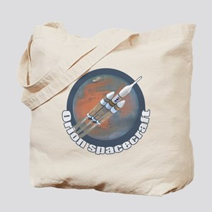Orion Spacecraft 3 Tote Bag
