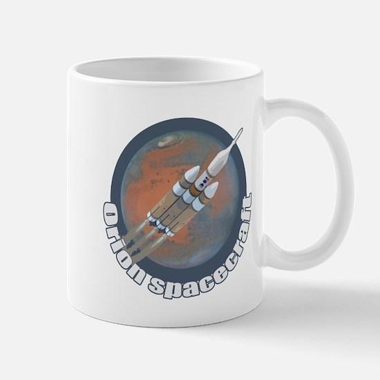 Orion Spacecraft 3 Mug
