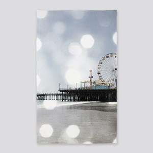 Grey Sparkling Pier Area Rug