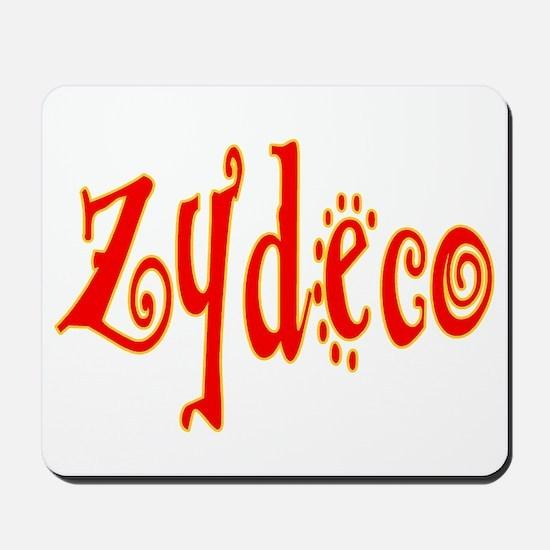 Zydeco Music Mousepad