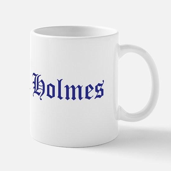 Sherlock Holmes Old English Mug Mugs