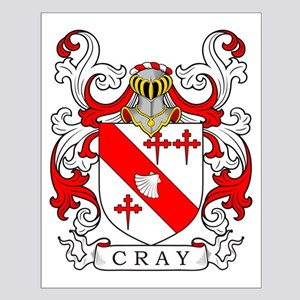 Cray Coat of Arms II Posters