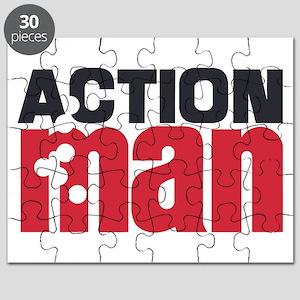 Action Man Puzzle