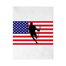 Lacrosse IR America Room Set Twin Duvet