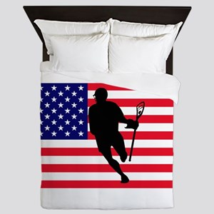 Lacrosse IR America Room Set Queen Duvet