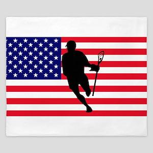 Lacrosse IR America Room Set King Duvet