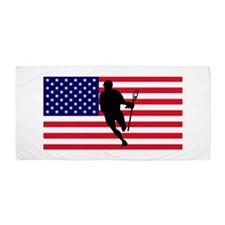Lacrosse IR America Room Set Beach Towel