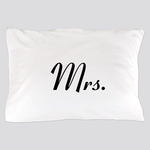 Mr And Mrs Matching Set Pillow Case