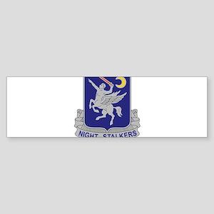 160th Special Operations Aviation R Bumper Sticker