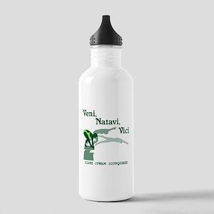 VENI-NATAVI-VICI Stainless Water Bottle 1.0L