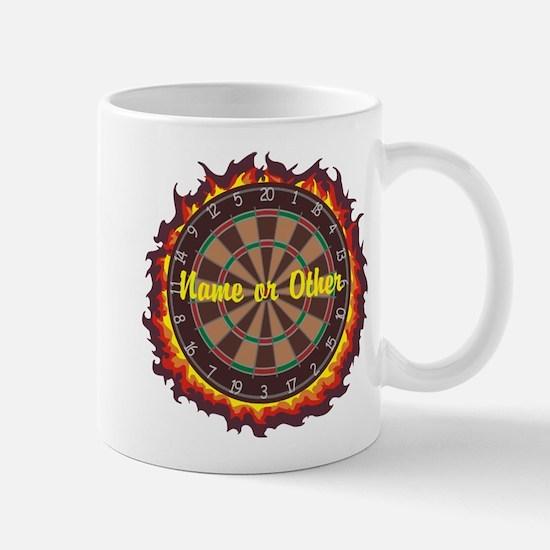 Personalized Darts Player Mugs