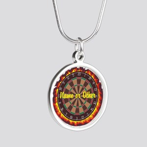 Personalized Darts Player Necklaces