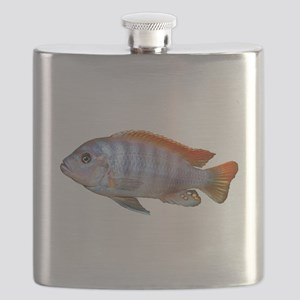 Red Top Hongi Flask