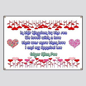 Poe Love Banner