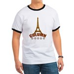 French T-shirts Ringer T