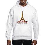 French T-shirts Hooded Sweatshirt