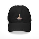 French T-shirts Black Cap