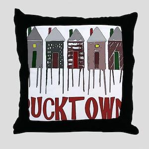 Bucktown Throw Pillow