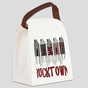 Bucktown Canvas Lunch Bag