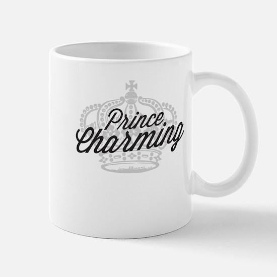Prince Charming with Crown Mug