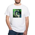 Luuko Dimar Dragon White T-Shirt