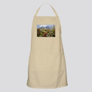 South African flower display in bloom Apron