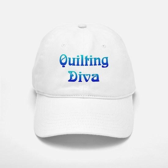 DivaQuilting.jpg Baseball Baseball Baseball Cap