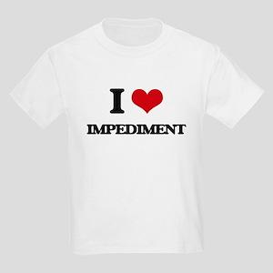 I Love Impediment T-Shirt