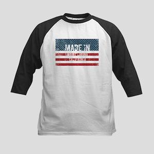 Made in Mount Laguna, California Baseball Jersey