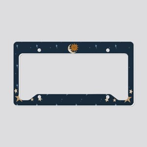Starry Nite License Plate Hol License Plate Holder