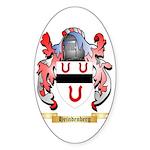 Heindenberg Sticker (Oval 10 pk)