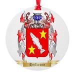 Heilbronn Round Ornament