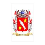 Heilbronn Sticker (Rectangle 10 pk)