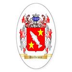 Heilbronn Sticker (Oval 50 pk)