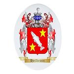 Heilbronn Ornament (Oval)