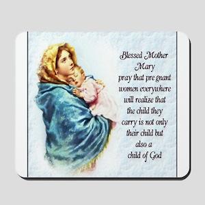 ProLife Prayer Mousepad