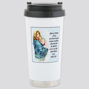 ProLife Prayer Stainless Steel Travel Mug