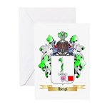 Heigl Greeting Cards (Pk of 10)