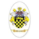 Heigham Sticker (Oval 50 pk)