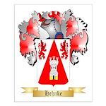 Hehnke Small Poster