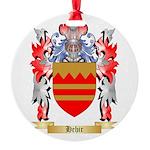 Hehir Round Ornament