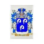 Heggie Rectangle Magnet (100 pack)
