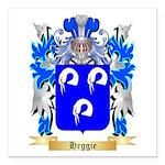 Heggie Square Car Magnet 3