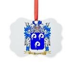 Heggie Picture Ornament